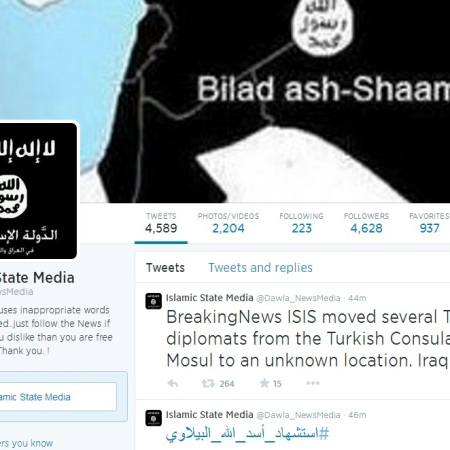 ISIS on Twitter