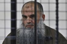 Abu Qatada in Jordan prison
