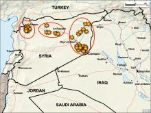 Air Strikes in Syria and Iraq