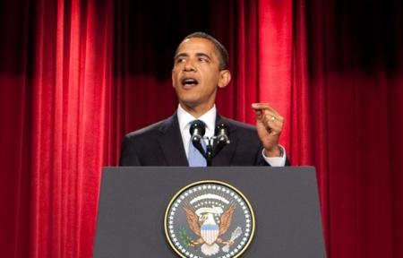 Obama's 2009 Cairo speech